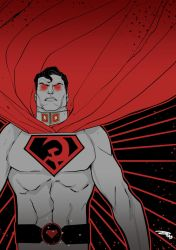 Superman Red Son by DenisM79
