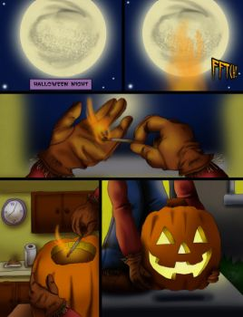 All Hallow's Eve Page 7 by Nintendo-Nut1