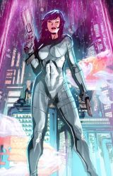 Ghost in the Shell by Sigint