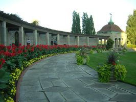Oakes Garden Theatre 2 by umi