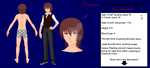 Beau Boldsworth: character info by Yoitefriend
