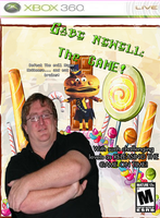 Gabe Newell:The Game by FreedomForTibet