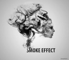 Smoke Effect by CaroshiArt