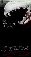 Pain. by UndeadPuppeteer