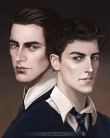 Lynch Brothers then by xla-hainex
