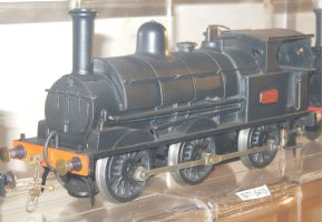 LNWR Ramsbottom 0-6-0 Special Tank by rlkitterman