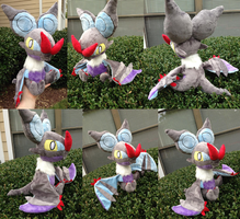Noivern Plush by Glacideas