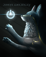 .: Add Glow Queen :. (Personal Art) by SweetElectricity