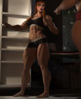 Muscle Kitchen Extra 04 by willdial