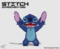 Stitch by nevir5