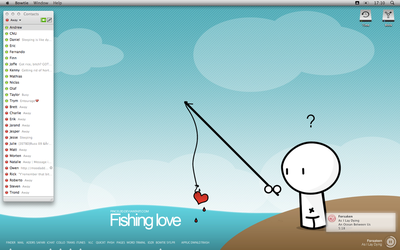 Fishing love by Prelude6x6