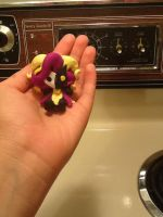 Little Chibi Dimentio by nevermelticecube