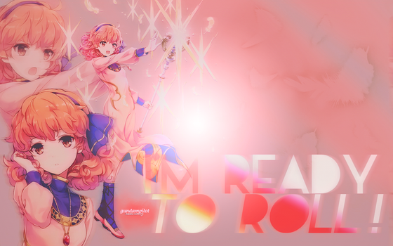I'm ready to roll! by umei