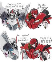 TFP: Fashion Police by Uniformshark