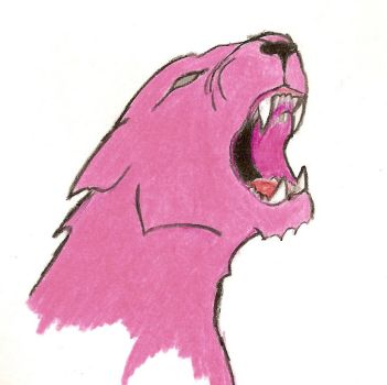 The Pink Panther by wingaling42