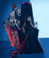 SWTOR Commission 02 by CPatten