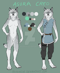 Asura Creo - Reference Concept by Rehensin