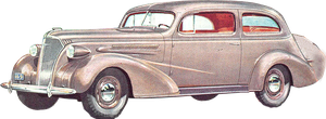 1937 Chevrolet Coupe (stock) by linux-rules