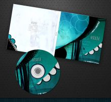 House music - CD cover by themetamy