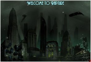 Welcome to Rapture by CyanideJack