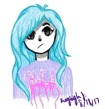 another older drawing by Br0ken-Wing5