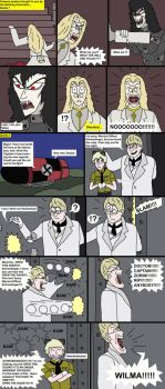 Hellsing bloopers 13-Quotes by fireheart1001