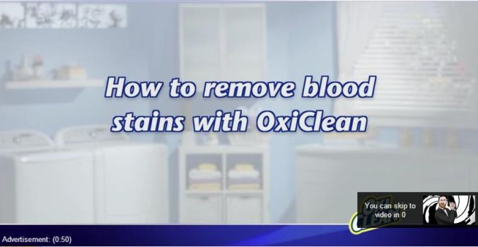 Oxiclean, really? by Sexy-Slender-Dragon
