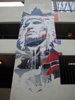 Vhils, no. 1 by x110788