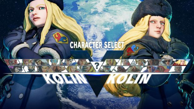 Helen and Kolin (General Story) x Kolin C1/C4 by robhal