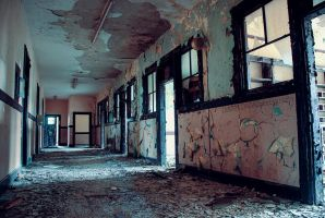 The Smell of Decay... by Johnny23xx