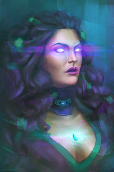 Vision by irlethann