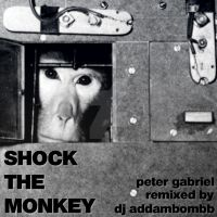Shock the Monkey - dj addambombb vs P Gabriel by AddamRaeWolff