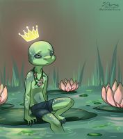The Frog Prince by 20yrsy