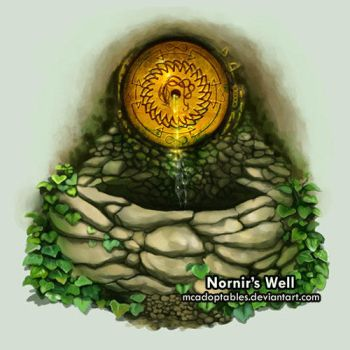 Nornir's Well by MCAdopts