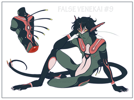 False Venekai #9 CLOSED by shorty-antics-27