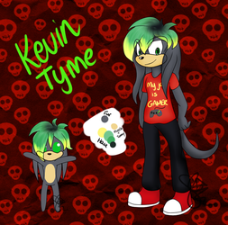 ::Kevin Tyme:: by Panderp123