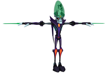Ratchet and Clank: A4O - Dr. Nefarious by o0DemonBoy0o