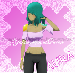.:.AT: Aura.:. by YakumoSoulQueen