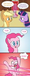 Wrong time for a joke by doubleWbrothers