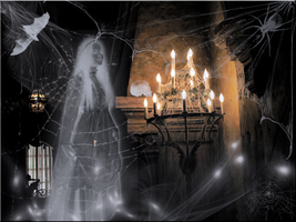 Halloween Wallpaper ContestEnt by WDWParksGal