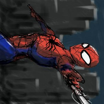 Spiderman by HuntsForge