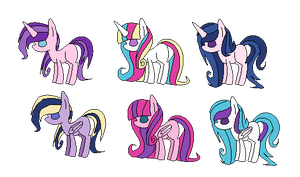 ShiningDence Adoptables (CLOSED) by Kat-of-the-Night