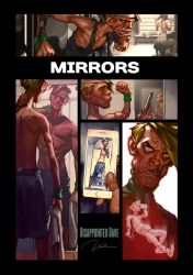 Disappointed Dave 05 - Mirrors by AldgerRelpa
