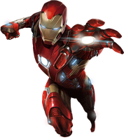 Captain America: Civil War - Iron Man 01 PNG by ImAngelPeabody