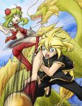 Vocaloid: Dragon Rising by klinanime