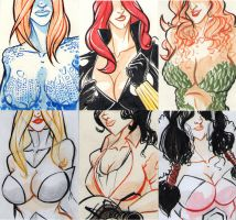 The Cleavage Initiative 01 by QuetzalRevolver