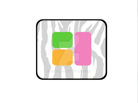Logo for Sushi Zebra by marvah