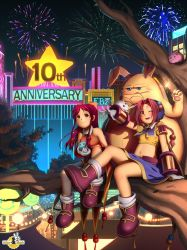 Anime Friends 10th Anniversary promo by DFer32