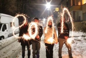 Welcome 2011 by Fr34kZ