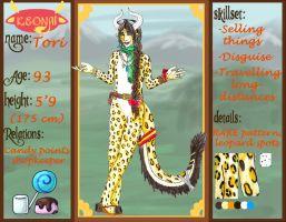 Tori app by Feather-Dragon